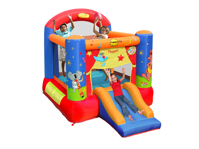 Theater Slide And Hoop Bouncer (9304T)
